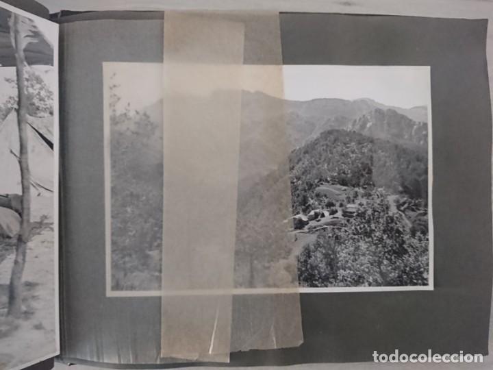 Militaria: GUERRA CIVIL 3 ÁLBUMES FOTOGRAFIAS_ EJÉRCITO ESPAÑOL - Foto 6 - 197097658