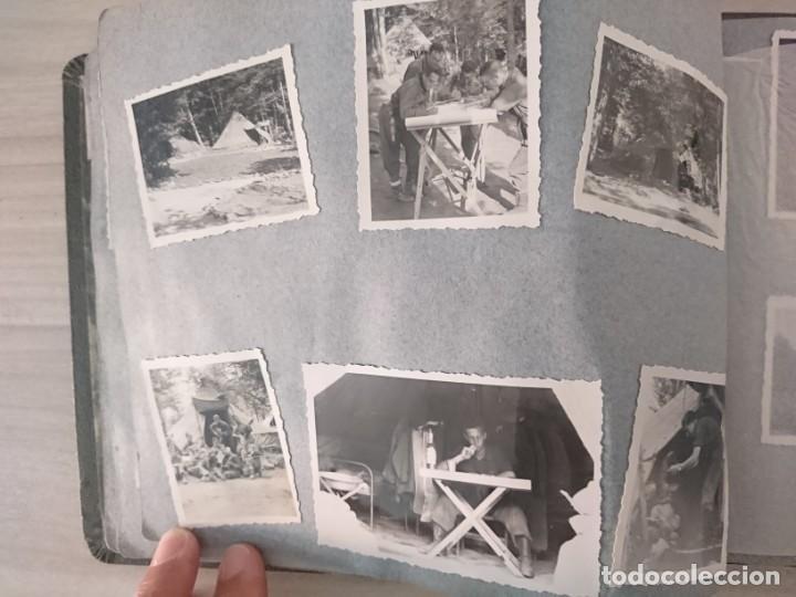 Militaria: GUERRA CIVIL 3 ÁLBUMES FOTOGRAFIAS_ EJÉRCITO ESPAÑOL - Foto 11 - 197097658