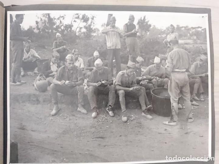 Militaria: GUERRA CIVIL 3 ÁLBUMES FOTOGRAFIAS_ EJÉRCITO ESPAÑOL - Foto 14 - 197097658