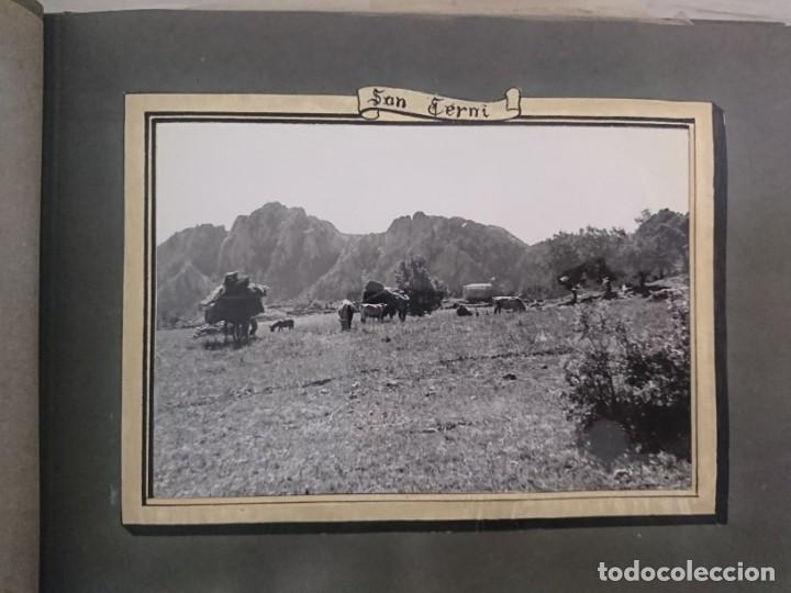 Militaria: GUERRA CIVIL 3 ÁLBUMES FOTOGRAFIAS_ EJÉRCITO ESPAÑOL - Foto 16 - 197097658
