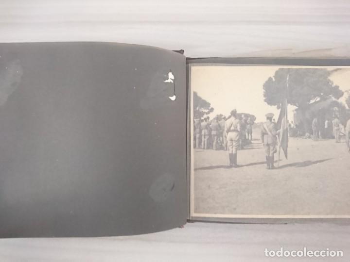 Militaria: GUERRA CIVIL 3 ÁLBUMES FOTOGRAFIAS_ EJÉRCITO ESPAÑOL - Foto 19 - 197097658