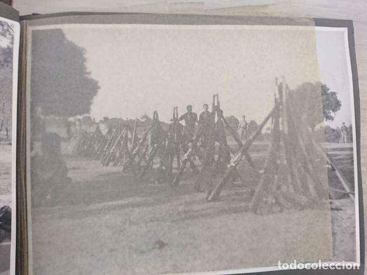 Militaria: GUERRA CIVIL 3 ÁLBUMES FOTOGRAFIAS_ EJÉRCITO ESPAÑOL - Foto 22 - 197097658