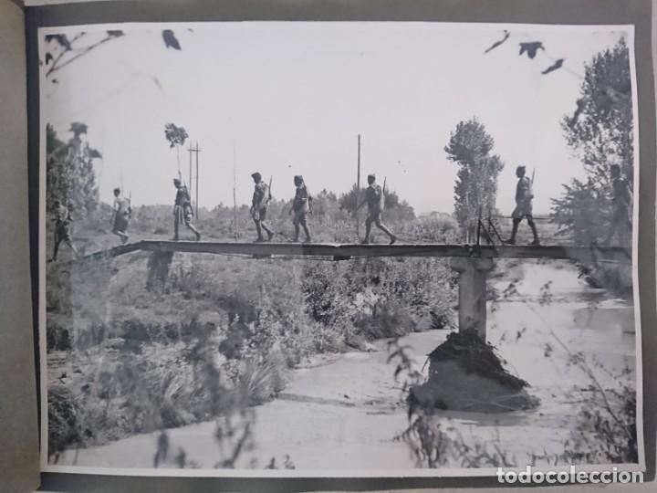 GUERRA CIVIL 3 ÁLBUMES FOTOGRAFIAS_ EJÉRCITO ESPAÑOL (Militar - Fotografía Militar - Guerra Civil Española)