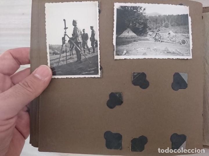 Militaria: GUERRA CIVIL 3 ÁLBUMES FOTOGRAFIAS_ EJÉRCITO ESPAÑOL - Foto 36 - 197097658
