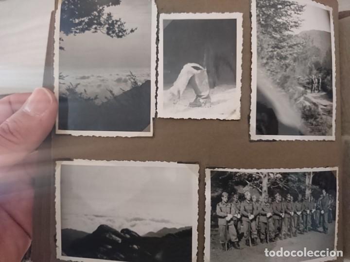 Militaria: GUERRA CIVIL 3 ÁLBUMES FOTOGRAFIAS_ EJÉRCITO ESPAÑOL - Foto 40 - 197097658