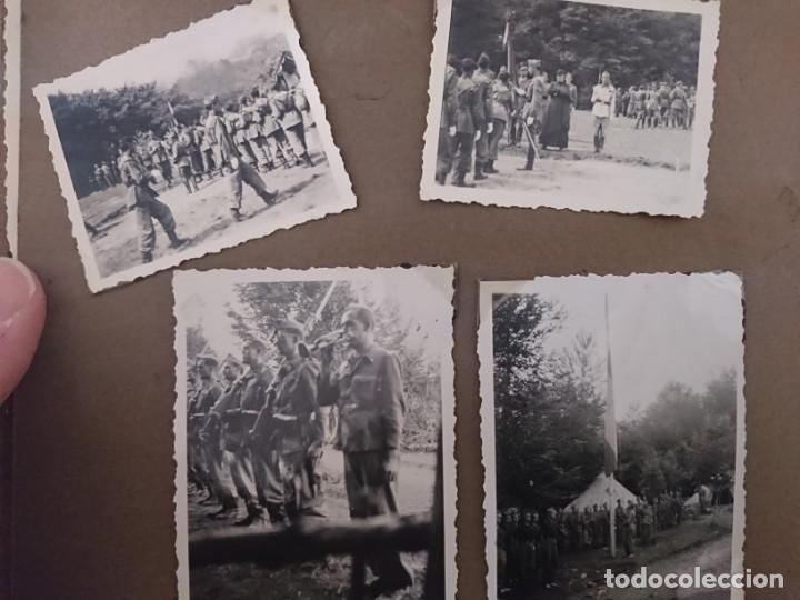 Militaria: GUERRA CIVIL 3 ÁLBUMES FOTOGRAFIAS_ EJÉRCITO ESPAÑOL - Foto 42 - 197097658