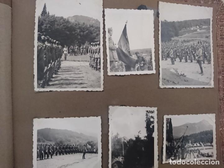 Militaria: GUERRA CIVIL 3 ÁLBUMES FOTOGRAFIAS_ EJÉRCITO ESPAÑOL - Foto 43 - 197097658