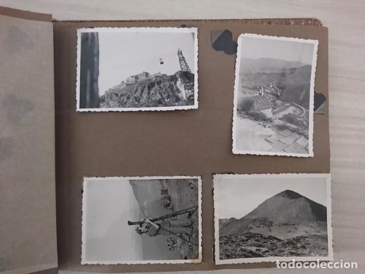 Militaria: GUERRA CIVIL 3 ÁLBUMES FOTOGRAFIAS_ EJÉRCITO ESPAÑOL - Foto 44 - 197097658