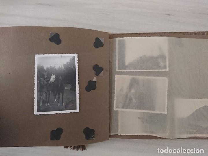 Militaria: GUERRA CIVIL 3 ÁLBUMES FOTOGRAFIAS_ EJÉRCITO ESPAÑOL - Foto 46 - 197097658
