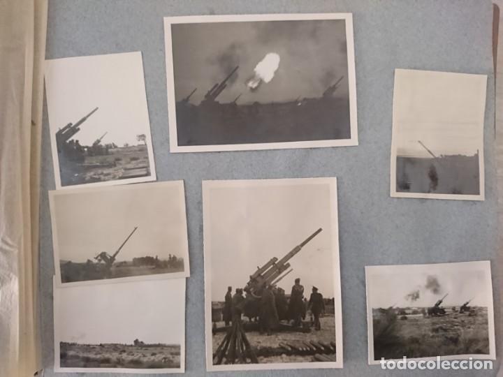 Militaria: GUERRA CIVIL 3 ÁLBUMES FOTOGRAFIAS_ EJÉRCITO ESPAÑOL - Foto 47 - 197097658