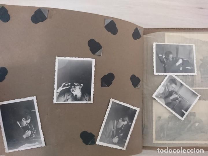 Militaria: GUERRA CIVIL 3 ÁLBUMES FOTOGRAFIAS_ EJÉRCITO ESPAÑOL - Foto 50 - 197097658