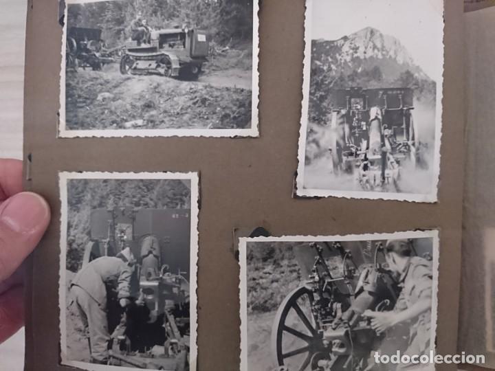 Militaria: GUERRA CIVIL 3 ÁLBUMES FOTOGRAFIAS_ EJÉRCITO ESPAÑOL - Foto 52 - 197097658