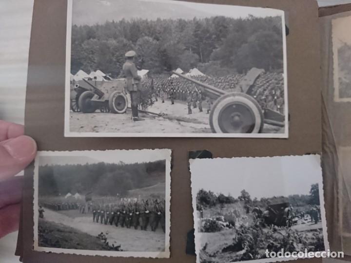 Militaria: GUERRA CIVIL 3 ÁLBUMES FOTOGRAFIAS_ EJÉRCITO ESPAÑOL - Foto 54 - 197097658