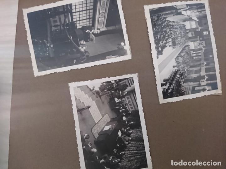 Militaria: GUERRA CIVIL 3 ÁLBUMES FOTOGRAFIAS_ EJÉRCITO ESPAÑOL - Foto 55 - 197097658