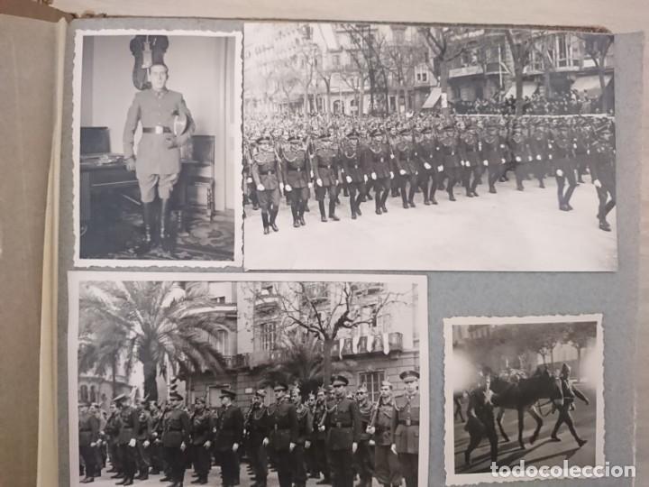 Militaria: GUERRA CIVIL 3 ÁLBUMES FOTOGRAFIAS_ EJÉRCITO ESPAÑOL - Foto 56 - 197097658