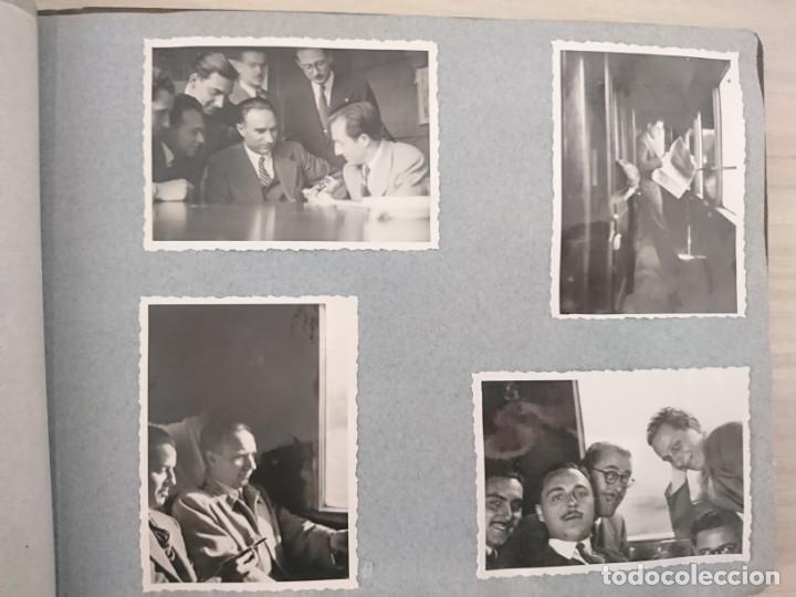Militaria: GUERRA CIVIL 3 ÁLBUMES FOTOGRAFIAS_ EJÉRCITO ESPAÑOL - Foto 58 - 197097658