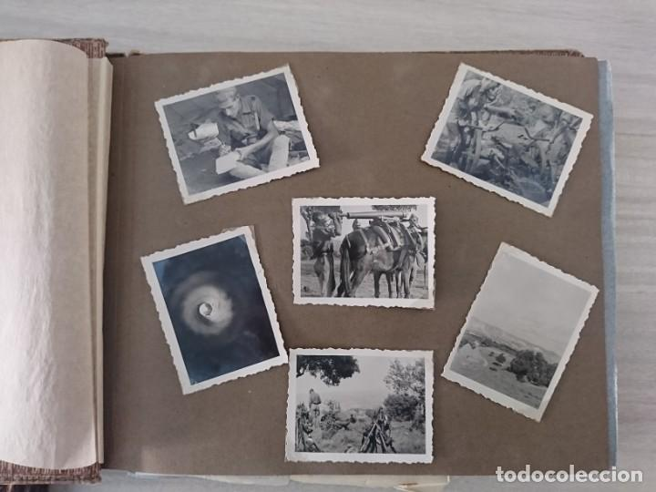 Militaria: GUERRA CIVIL 3 ÁLBUMES FOTOGRAFIAS_ EJÉRCITO ESPAÑOL - Foto 62 - 197097658