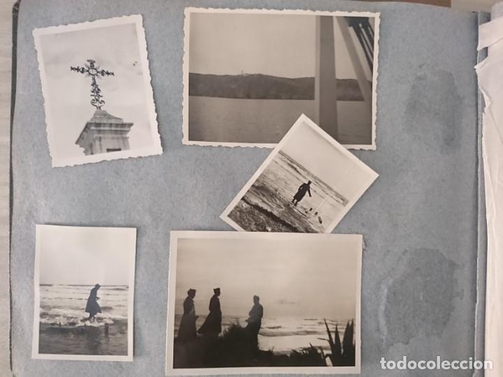 Militaria: GUERRA CIVIL 3 ÁLBUMES FOTOGRAFIAS_ EJÉRCITO ESPAÑOL - Foto 83 - 197097658