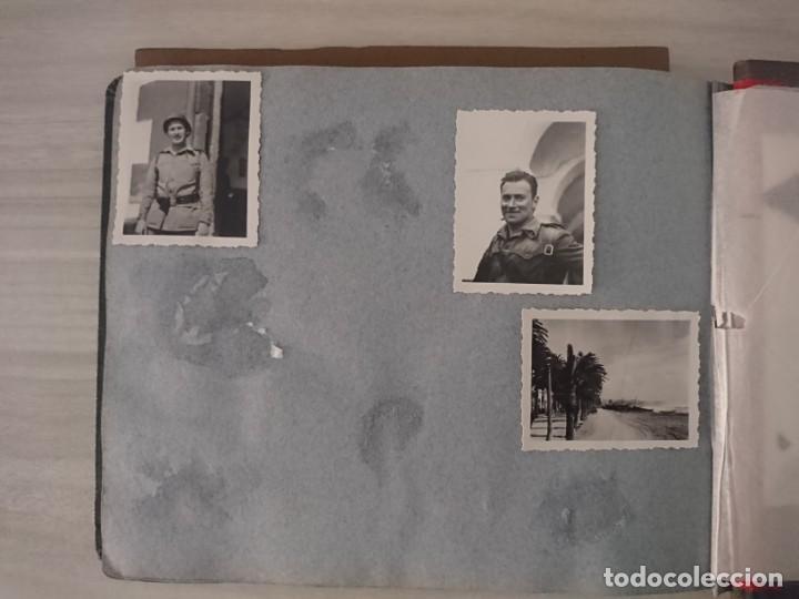 Militaria: GUERRA CIVIL 3 ÁLBUMES FOTOGRAFIAS_ EJÉRCITO ESPAÑOL - Foto 85 - 197097658