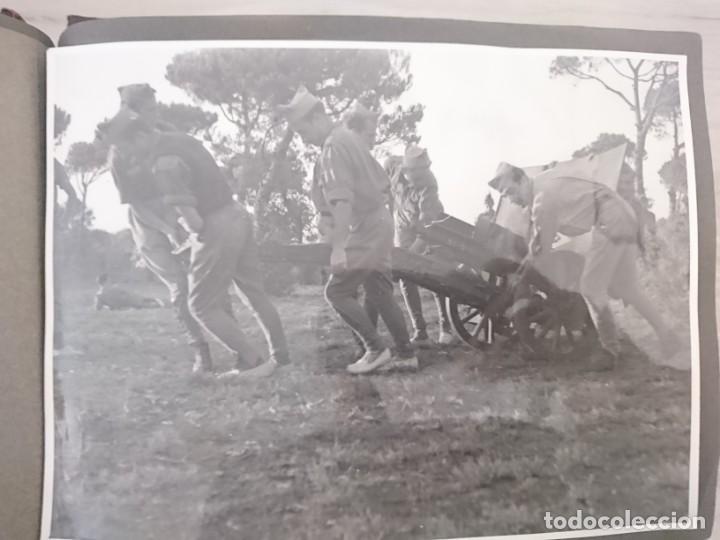 Militaria: GUERRA CIVIL 3 ÁLBUMES FOTOGRAFIAS_ EJÉRCITO ESPAÑOL - Foto 88 - 197097658
