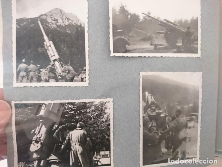 Militaria: GUERRA CIVIL 3 ÁLBUMES FOTOGRAFIAS_ EJÉRCITO ESPAÑOL - Foto 104 - 197097658