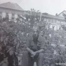 Militaria: FOTOGRAFÍA TENIENTE DEL EJÉRCITO NACIONAL.. Lote 197109418