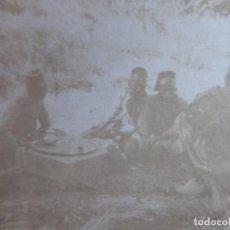 Militaria: FOTOGRAFÍA TENIENTE REGULARES.. Lote 197139187