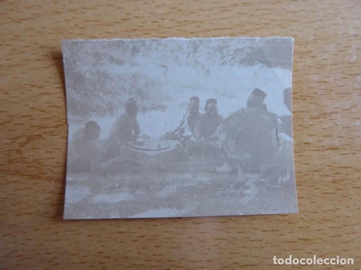Militaria: Fotografía teniente Regulares. - Foto 2 - 197139187