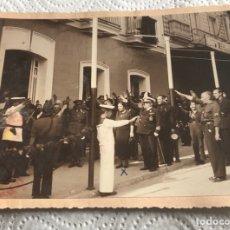 Militaria: ANTIGUA FOTOGRAFIA MILITAR A IDENTIFICAR. Lote 197413205