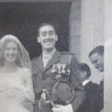 Militaria: FOTOGRAFÍA CAPITÁN LEGIONARIO.. Lote 197672338