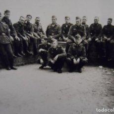 Militaria: GRUPPE-ESCUADRA DE LA WEHRMACHT EN NORUEGA. III REICH. AÑO 1941 . Lote 197813553