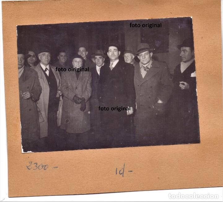 LLEGADA GOBIERNO REPUBLICA FRENTE POPULAR A VALENCIA? 1937 GUERRA CIVIL (Militar - Fotografía Militar - Guerra Civil Española)