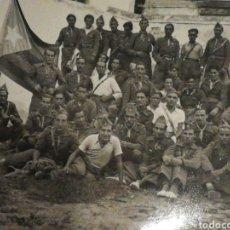 Militaria: RARA FOTOGRAFÍA ESTAT CATALÀ-FRONT SEPARATISTA A MALLORCA- REPÚBLICA ESPAÑOLA(ANYS 30'S).9X6'5CM. Lote 198456902