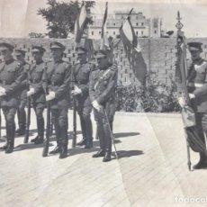 Militaria: FOTOGRAFIA ANTIGUA EN ACADEMIA DE INFANTERÍA DE TOLEDO AÑOS 40/50. Lote 198923063