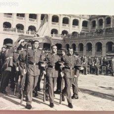 Militaria: JURA DE BANDERA CABALLEROS ALFÉRECES CADETES AÑO 1969. Lote 198941542