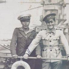 Militaria: FOTOGRAFÍA CAPITANES DEL EJÉRCITO ESPAÑOL. Lote 199126436