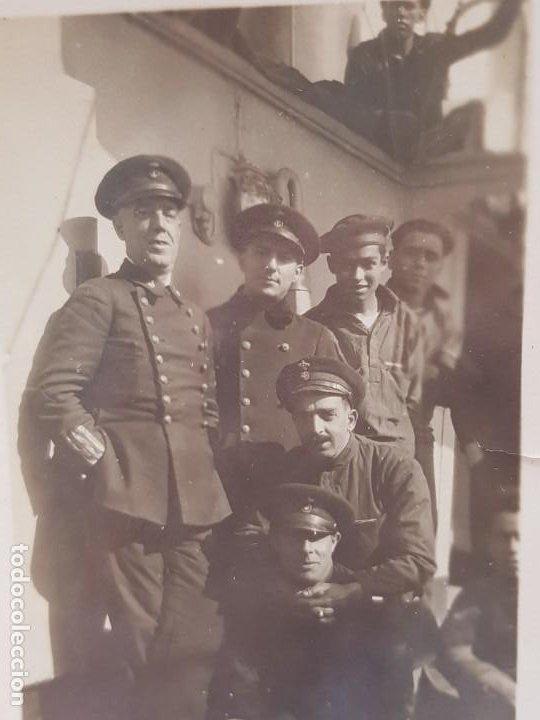 Militaria: Fotografías Militares Españoles distintos Cuerpos lote 3 - Foto 3 - 199128505
