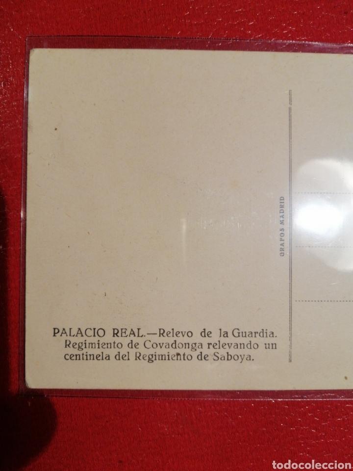 Militaria: Regimiento Covadonga cambio guardia postal nueva - Foto 2 - 199242840
