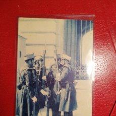 Militaria: REGIMIENTO COVADONGA CAMBIO GUARDIA POSTAL NUEVA. Lote 199242840