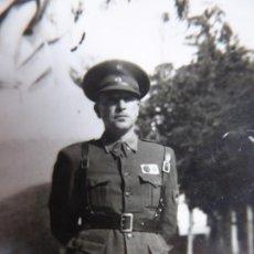 Militaria: FOTOGRAFÍA BRIGADA DEL EJÉRCITO NACIONAL. CUERPO DE EJÉRCITO MARROQUÍ MADRID 11-1939. Lote 199293153
