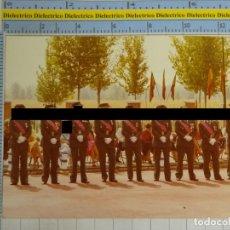 Militaria: FOTO FOTOGRAFÍA DE LA GUARDIA CIVIL. AGENTES UNIFORME GALA. 2539. Lote 199525060