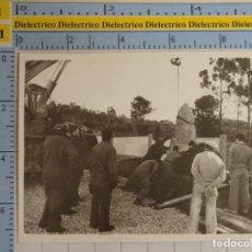 Militaria: FOTO FOTOGRAFÍA DE LA GUARDIA CIVIL. AGENTES ACTUACIÓN EN YACIMIENTO ARQUEOLÓGICO. 2545. Lote 199525283