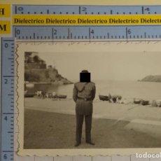 Militaria: FOTO FOTOGRAFÍA DE LA GUARDIA CIVIL. AGENTE PUEBLO FRONTERIZO FRANCIA CERVERE. 2546. Lote 199525466