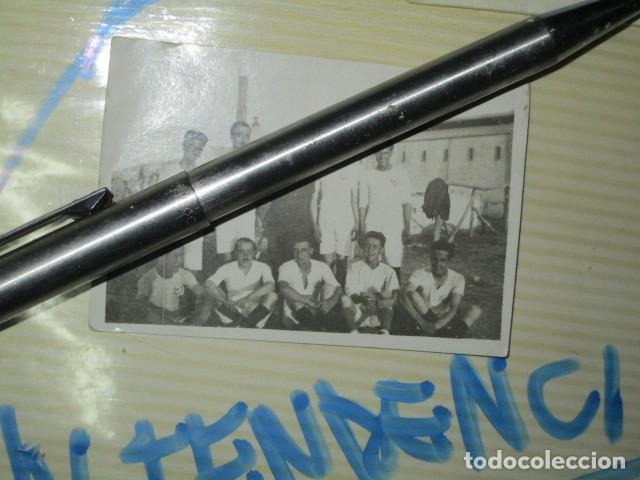 FUTBOL MELILLA INTENDENCIA CAMPEON ESCELSA MELILLA POST GUERRA CIVIL (Militar - Fotografía Militar - Guerra Civil Española)
