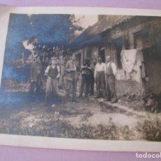 Militaria: ANTIGUA FOTO. MILITARES ALEMANES. PRIMERA GUERRA MUNDIAL. 1917.. Lote 199655382