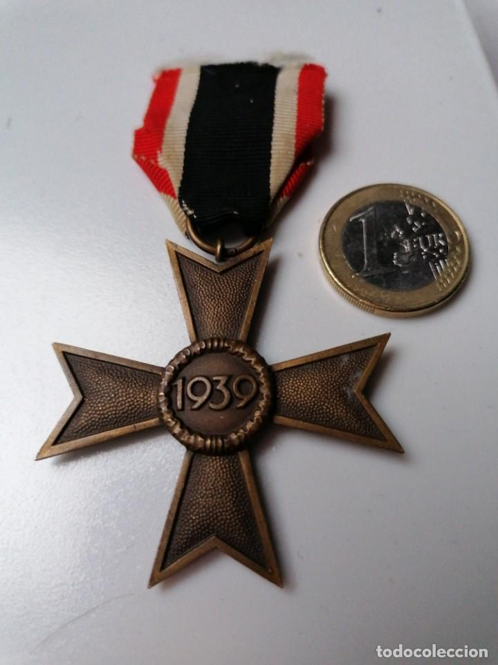Militaria: Cruz de merito militar alemán sin espadas - Foto 2 - 219288140