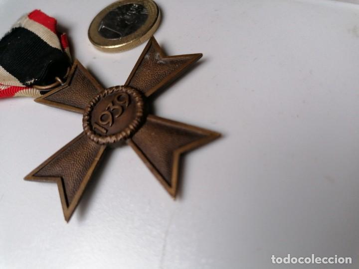 Militaria: Cruz de merito militar alemán sin espadas - Foto 3 - 219288140