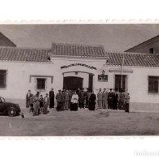 Militaria: HERRERA DEL DUQUE.(BADAJOZ).- CUARTEL DE LA GUARDIA CIVIL.5,5X8,5.. Lote 199817400