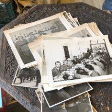 Militaria: LOTE DE 38 FOTOGRAFÍAS MILITARES ANTIGUAS PORTUGUESAS. Lote 199852085