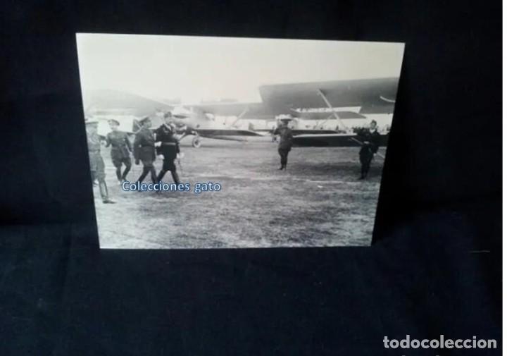 FOTOGRAFIA GENERAL FRANCISCO FRANCO (Militar - Fotografía Militar - Otros)